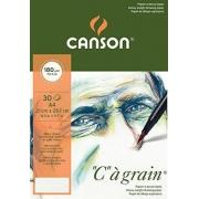 BLOCO A4 DES BR CANSON 30F 180F C AGRAIN GRAO FINO