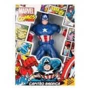 Boneco Capitão América - Revolution MIMO - Marvel