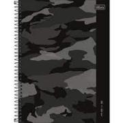 Caderno 01 Matéria Hide CD 80 Folhas - TILIBRA