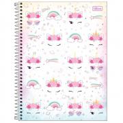 Caderno 10 Matérias Blink CD 160 Folhas - TILIBRA