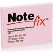 NOTA ADESIVA NOTEFIX COLORIDO 76MMX102MM