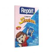 PAPEL SULFITE REPORT A4 75G C/100 SENINHA