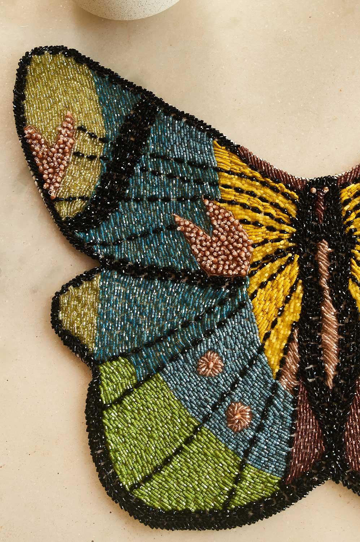 Collab Arte Sacra Casa + Ma Perle - Jogo americano borboleta