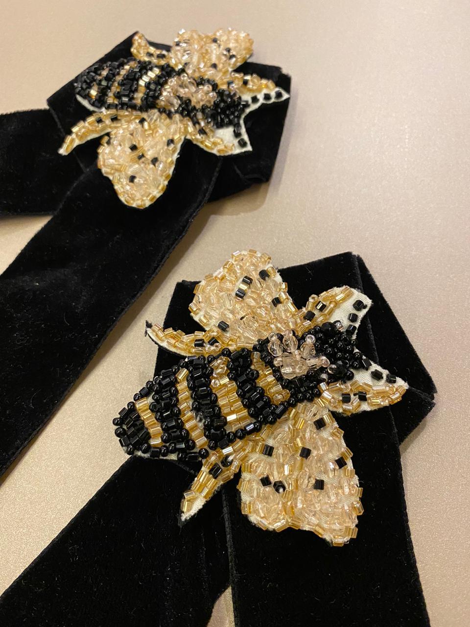 Collab Arte Sacra Casa + Ma Perle - Porta guardanapo abelha