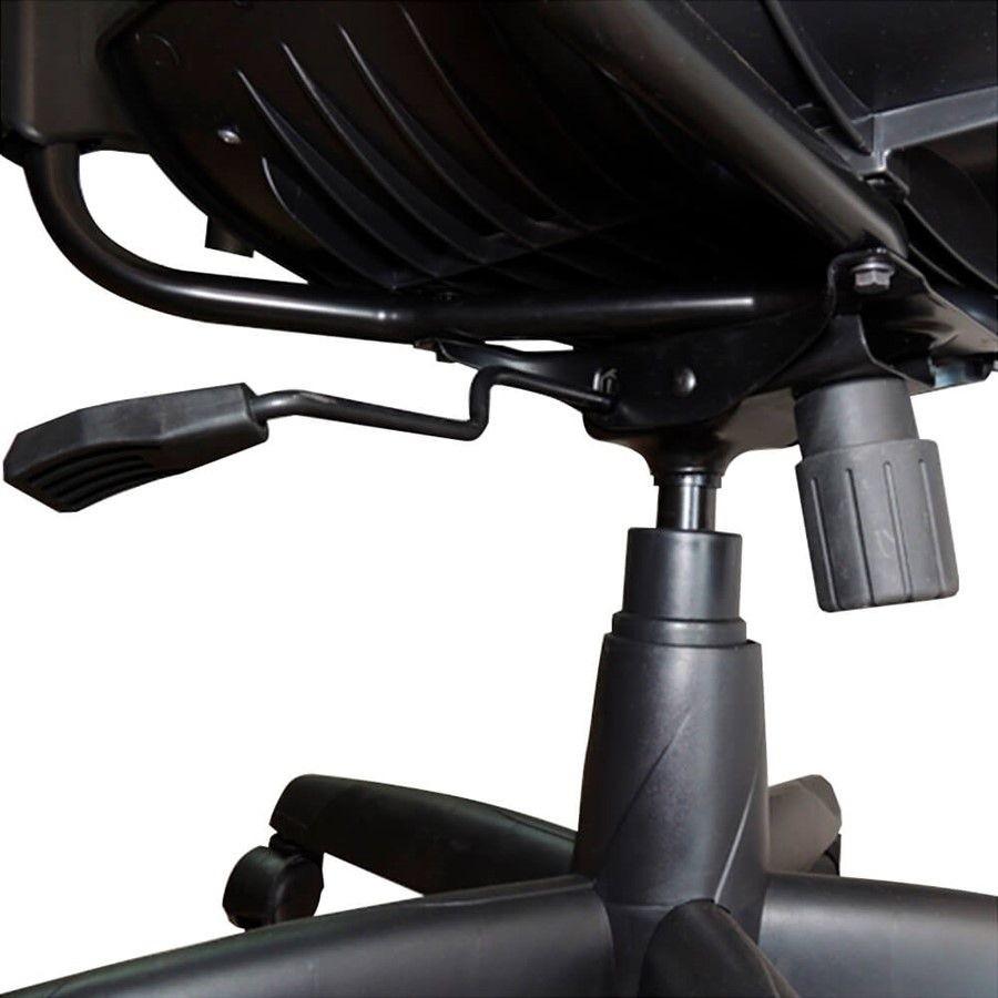 Cadeira de escritório - Giratória Secretaria PlaxMetal