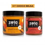 Kit Chocolate Belga