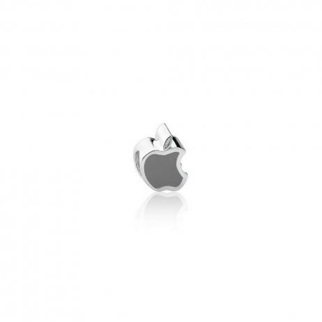 Berloque de Prata Apple
