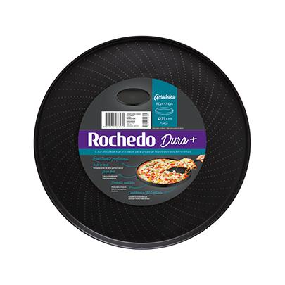 ASSADEIRA PIZZA  DURA+ ANTIADERENTE 35CM REF:FRPI ROCHEDO