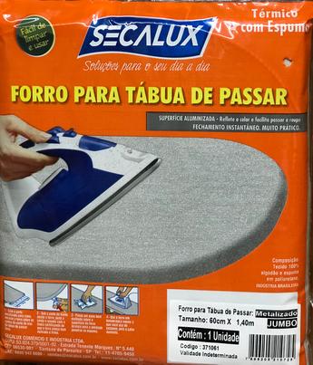 FORRO TÉRMICO JUMBO 60X140M REF:371061 SECALUX