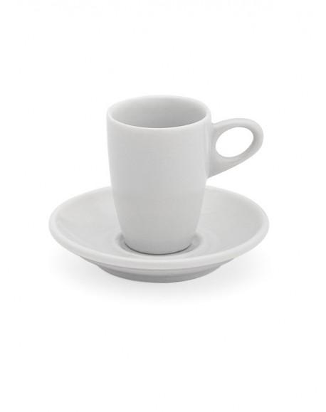 XÍCARA CAFÉ COM PIRES BRANCA 75ML REF:1125 GENI