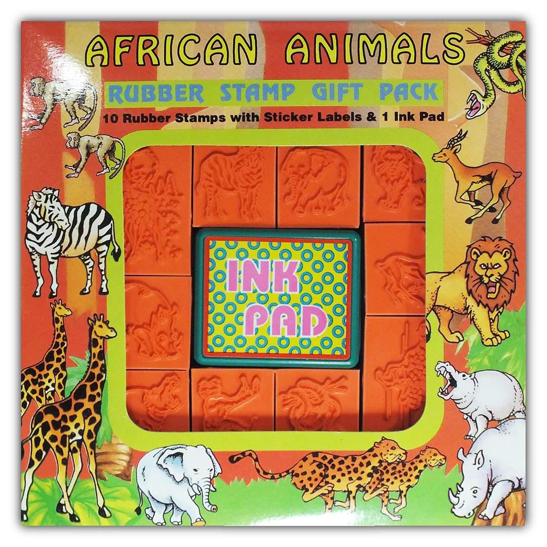 ANIMAIS DA ÁFRICA