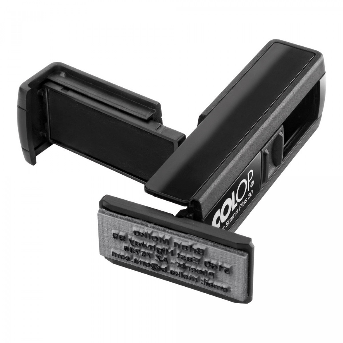 POCKET STAMP PLUS 20 - 14 x 38 mm