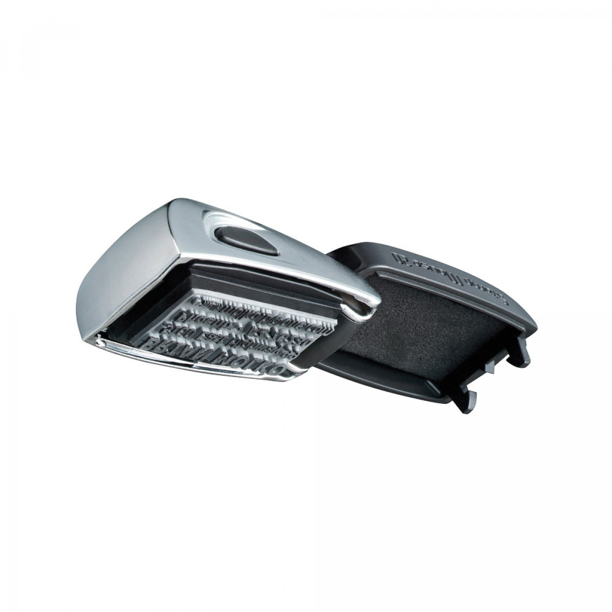 STAMP MOUSE 20 CROMADO