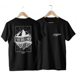 Camiseta EU VOU SUBIR O MONTE