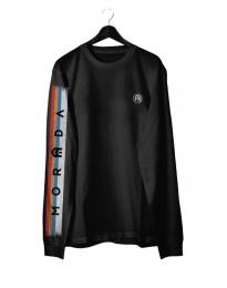 Camiseta MANGA LONGA MORADA - Cores