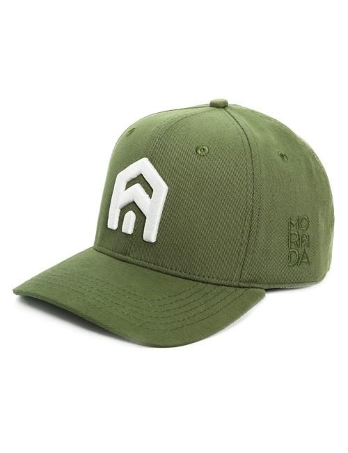 Boné Aba Curva Verde
