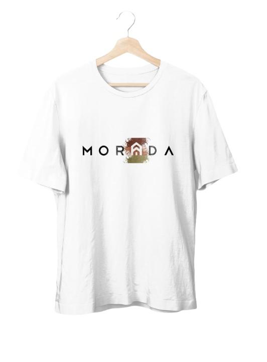 Camiseta MORADA - BRANCA