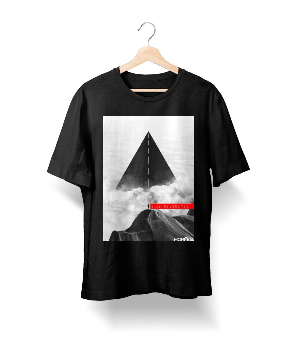 Camiseta Pra Onde Eu Irei (Estrada)