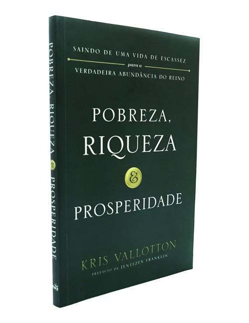 Livro Pobreza, Riqueza e Prosperidade