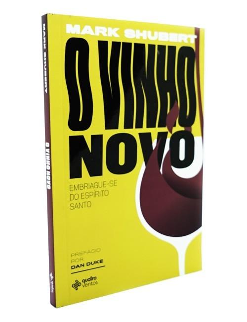 Livro Vinho Novo