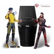 Computador Gamer Fatality Freefire Geforce 1050TI