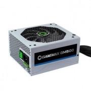 FONTE GAMEMAX GM500 BRANCA 80 PLUS BRONZE