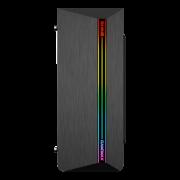 GABINETE GAMEMAX SHINE G517 PRETO RGB MID-TOWER