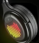 Headset Bluetooth Fatality Gamer RGB com microfone TM-061