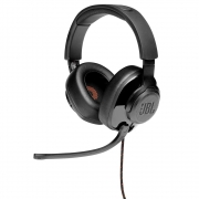 Headset Gamer JBL Quantum 200 Black - Jblquantum200blk