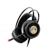 HEADSET P2 GAMER BOPE AR50 PRETO/RGB K-MEX