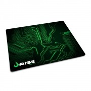 Mouse Pad Rise Gaming Circuit Compact (235x200x2mm) RG-MP-00-CRT