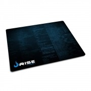 Mouse Pad Rise Gaming Hacker Compact (235x200x2mm)