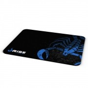 Mousepad Gamer Rise Mode Scorpion, Speed, Grande (420x290mm)