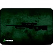 Mousepad Gamer Rise Mode Sniper, Speed, Grande (420x290mm) Com Borda Costurada - RG-MP-05-SNP