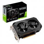 Placa De Vídeo Asus Geforce Gtx 1650 Tuf Gaming Oc 4gb Gddr6 - Tuf-Gtx1650-O4gd6-P-Gaming