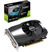 PLACA DE VIDEO ASUS GEFORCE GTX 1660 PHOENIX SUPER OC EDITION 6GB GDDR6 192BITs PHGTX1660SO6G