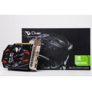 PLACA DE VÍDEO DUEX GTX 750TI 4GB