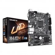 PLACA MÃE GIGABYTE  H410M H (LGA 1200/DDR4/HDMI/VGA/M.2/USB3.2)