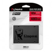 SSD KINGSTON 480GB 2,5 SATA 3 SA400S37480G