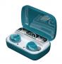 Fone de ouvido bluetooth Tws Bluetooth 5.0 9d