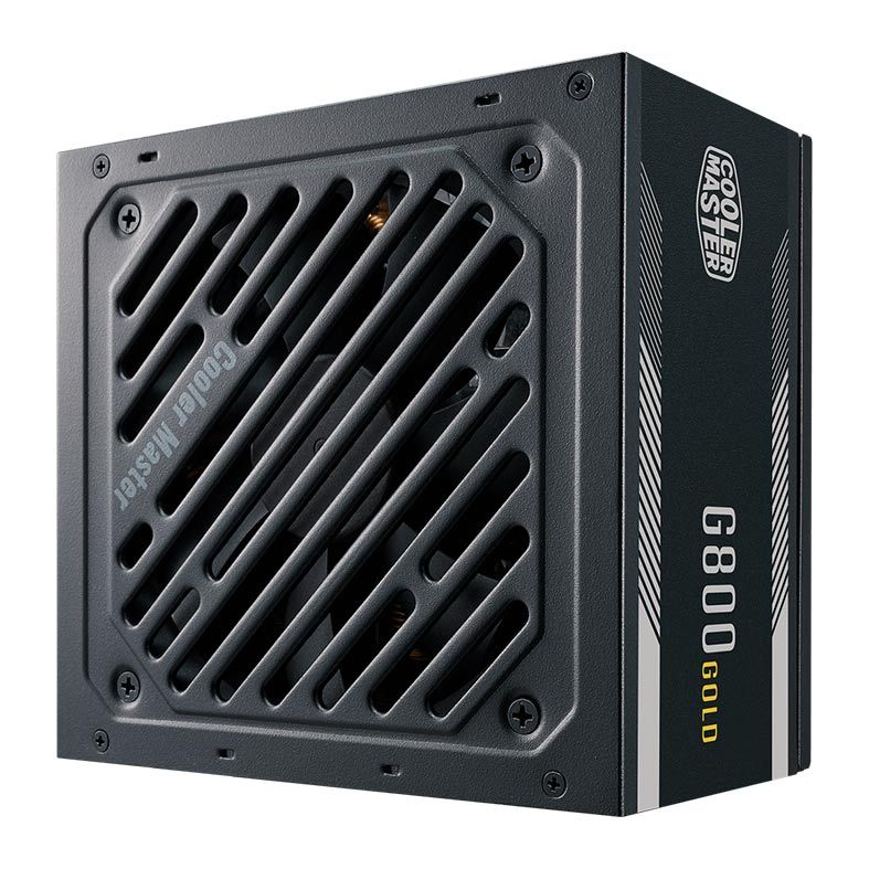 FONTE COOLER MASTER 800W - MPW-8001-ACAAG-WO  - Fatality