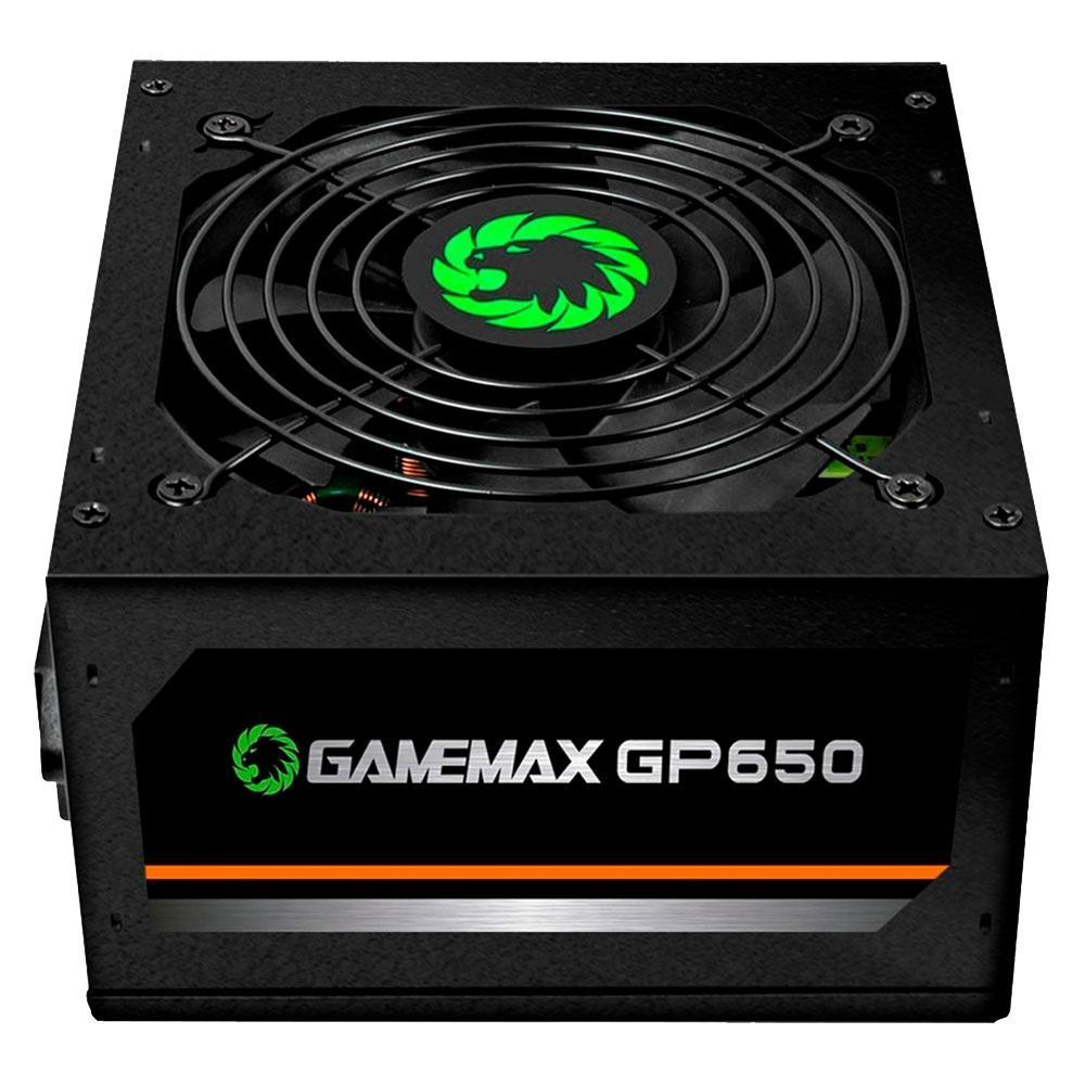 FONTE GAMEMAX GP650W  - Fatality