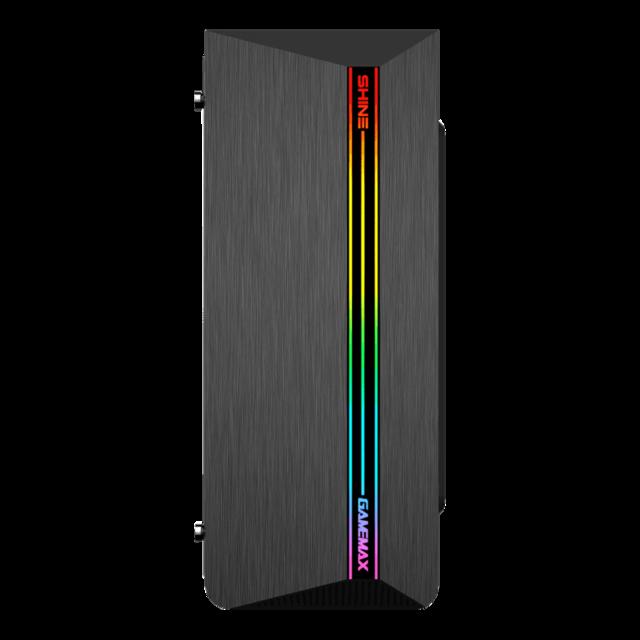 GABINETE GAMEMAX SHINE G517 PRETO RGB MID-TOWER  - Fatality