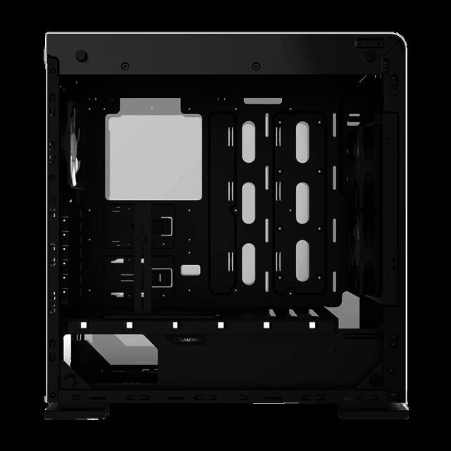 GABINETE GAMER BLACK VEGA RGB M909A  - Fatality