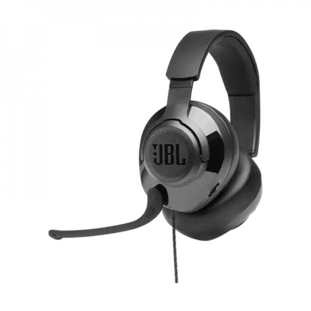 Headset Gamer JBL Quantum 200 Black - Jblquantum200blk  - Fatality