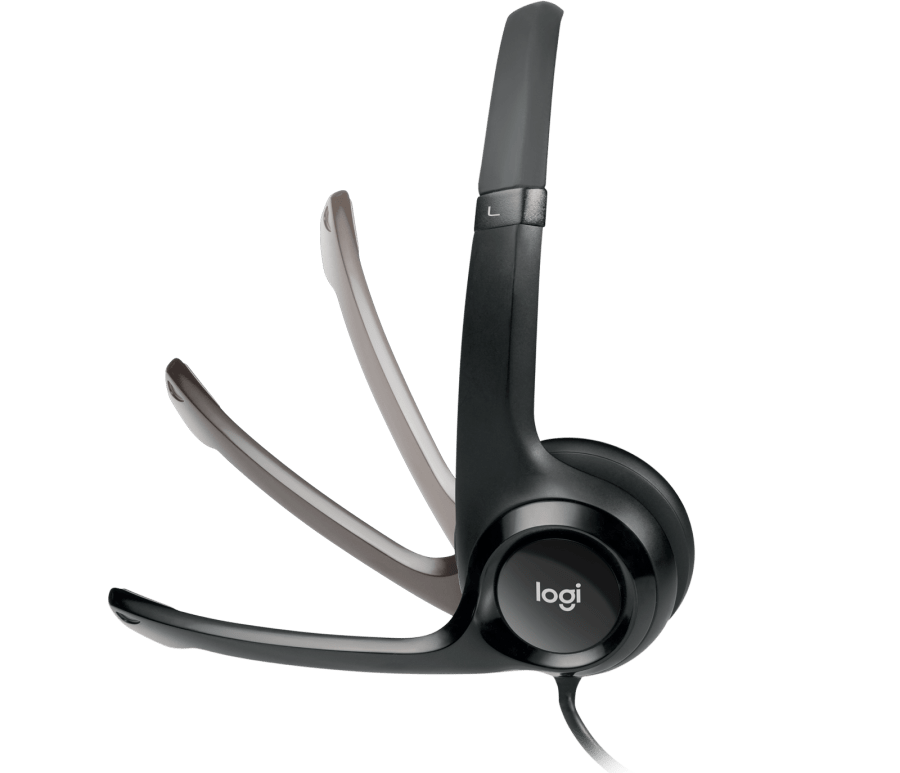 Headset Logitech H390 USB  - Fatality
