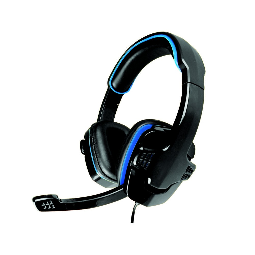 HEADSET P2 GAMER AR-S501 PRETO/AZUL K-MEX  - Fatality