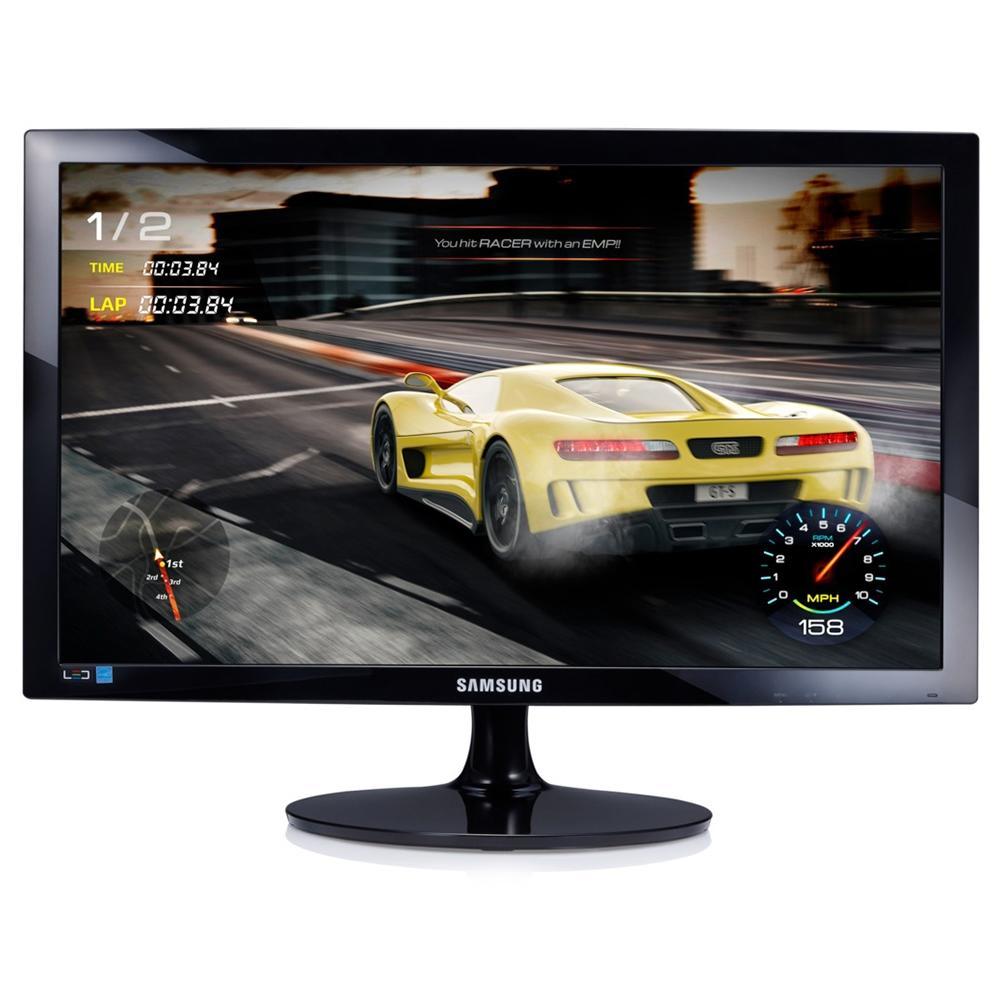 "MONITOR SAMSUNG GAMER LED 24"" / 1MS / 75HZ / HDMI / D-SUB - LS24D332HSXZD  - Fatality"