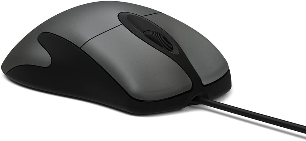 Mouse Com Fio Intellimouse USB Microsoft HDQ00001  - Fatality