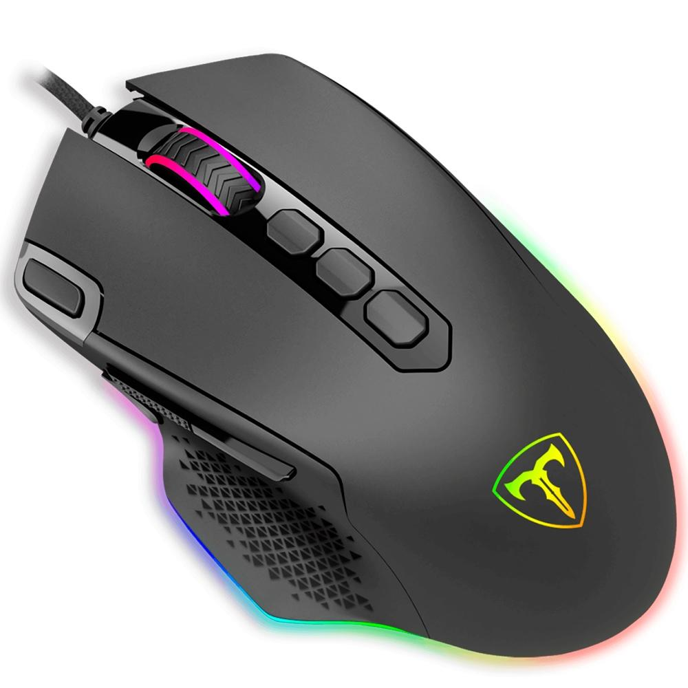 MOUSE GAMER T-DAGGER BETTLE RGB  - Fatality